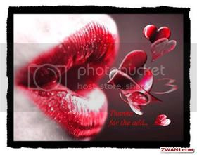 kiss thnx for the add Pictures, Images and Photos